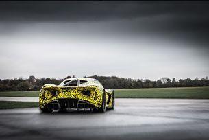 Lotus Evija прави динамичен дебют
