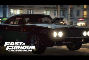 Видео играта Fast & Furious Crossroads