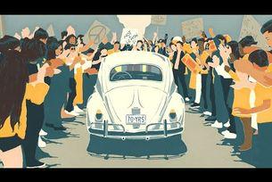 Последната миля на Volkswagen Beetle