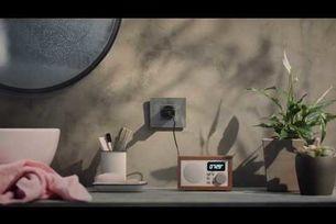 Тийзър за нов електрически модел на Citroen