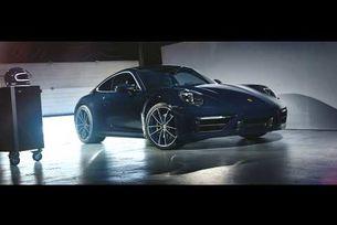 Специално издание Porsche 911 Belgian Legend Edition