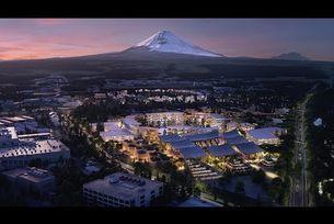 Град лаборатория на Toyota