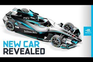 Формула Е представи автомобила за седми сезон
