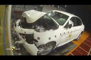 EuroNCAP Краш тест на Alfa Romeo Giulia