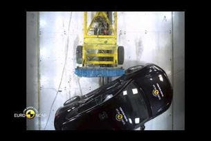 EuroNCAP Краш тест Seat Ateca