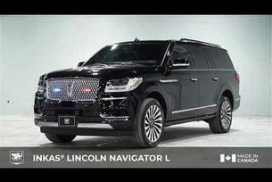Бронираха Lincoln Navigator L 2020