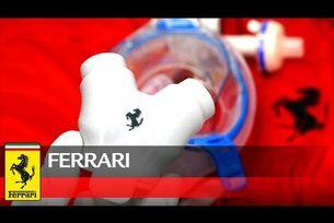 Ferrari произвежда клапани за респиратори