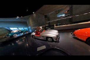 Музеят на Mercedez-Benz