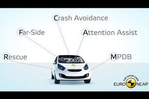EURO NCAP демонстрира  промените в правина за тестовете