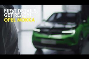 Новият Opel Mokka, първи детайли