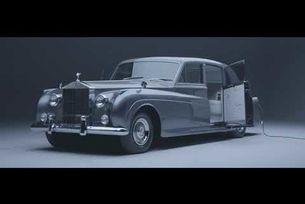 Електрическият Rolls-Royce Phantom V от Lunaz