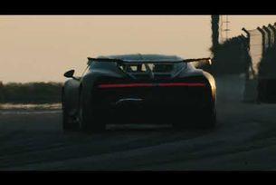Bugatti Chiron Pur Sport на пистата Нардо