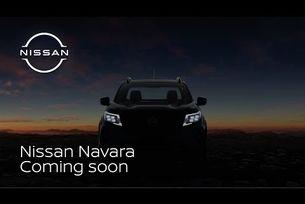 Новият Nissan Navara