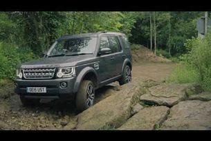 Land Rover демонстрира автономно управление