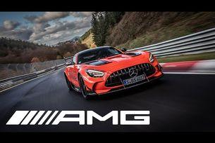 Рекорд на Mercedes-AMG GT Black Series