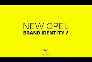 New Opel. New Yellow. New Brand Identity