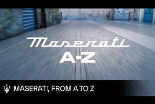 Maserati от А до Я