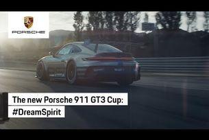Официално: Porsche 911 (992) GT3 Cup 2021