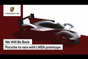 Porsche се връща в топ клас Льо Ман с LMDh