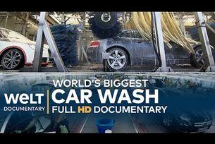 Представяне на най-голямата автомивка в света