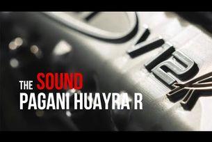 2021 Pagani Huayra R