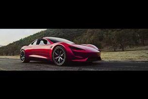 Илън Мъск обяви премиерата на новия Tesla Roadster