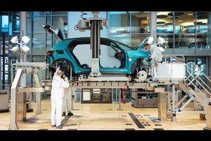 Старт на производството на ID.3 в Дрезден