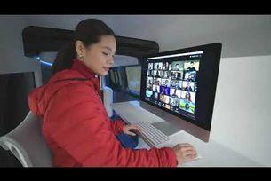 Концептът Nissan NV350 Caravan Office Pod 2021